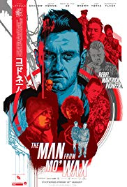 The Man from MoWax (2016)